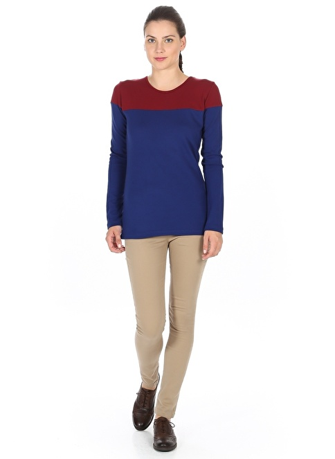 Loox Bluz Lacivert